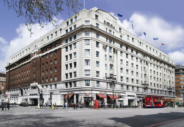 Los ataques ocurridos en el interior del hotel Cumberland son considerados un intento de homicidio. (essentialhotels.co.uk)