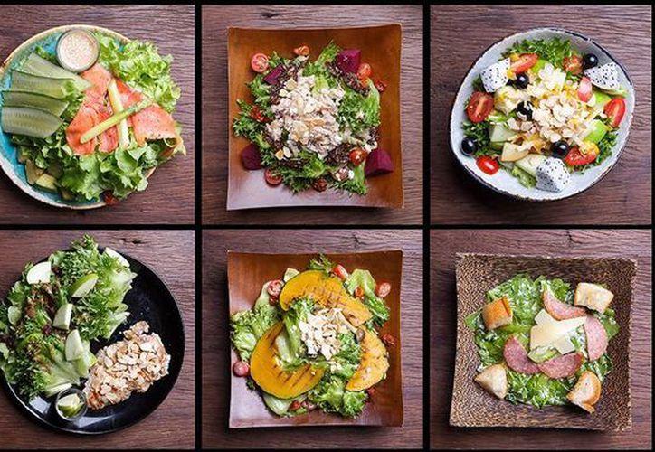 Con estos consejos podrás comer saludable toda la semana. (sibarita-ef.com)