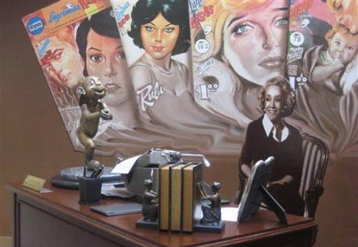 Yolanda Vargas Dulché es autora de extensa obra. (Milenio)