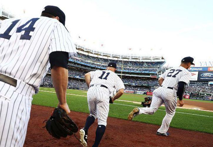 La Major League Baseball dio a conocer la lista de las 20 camisetas más vendidas de la temporada. (AP)