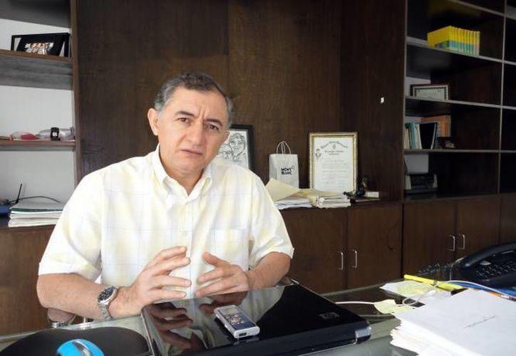 El abogado en materia laboral, Lincoln Palma Rodríguez, recordó que el caso del juicio de los nueve trabajadores despedidos sin liquidación en Acanceh lleva ya seis años. (Milenio Novedades)
