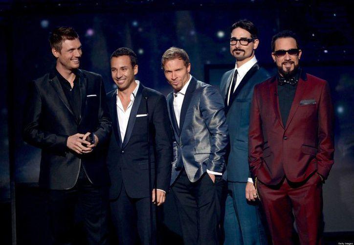 Debido a que los boletos para sus tres conciertos en junio en México se agotaron, la banda Backstreet Boys abrió una fecha más. (filomedios.com)
