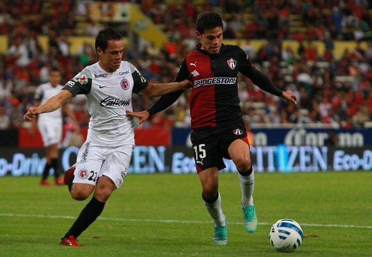 Atlas empató a un gol con Xolos en la 16a jornada del futbol mexicano. Los rojinegros están temporalmente en tercer lugar y están en zona de calificación. Xolos tiene pocas posibilidades de llegar a la Liguilla. (jammedia)