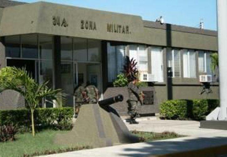 La 34 Zona Militar se encuentra en Chetumal. (Redacción/SIPSE)