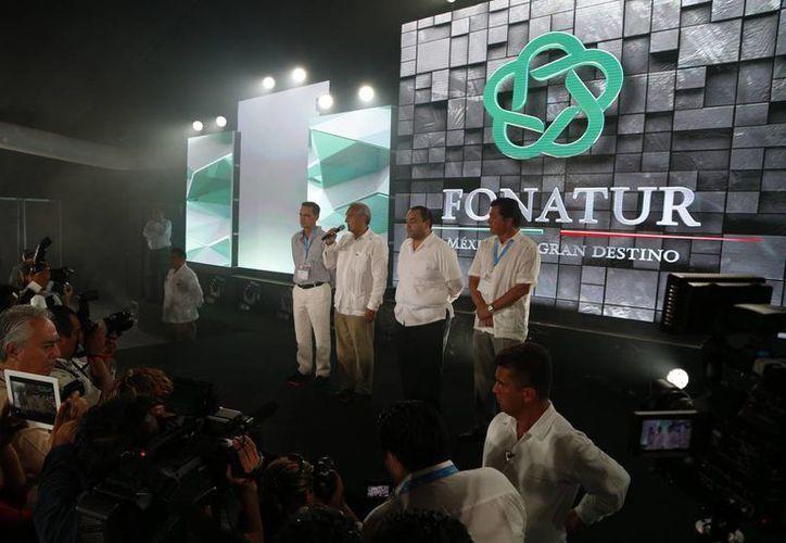 Fonatur anuncia inversiones en el marco del Tianguis Turístico. (Israel Leal/SIPSE)