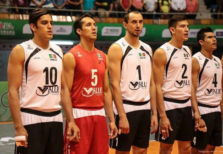 México no es representado en el voleibol varonil en Juegos Olímpicos desde 1968.  (Facebook: Federación Mexicana de Voleibol)