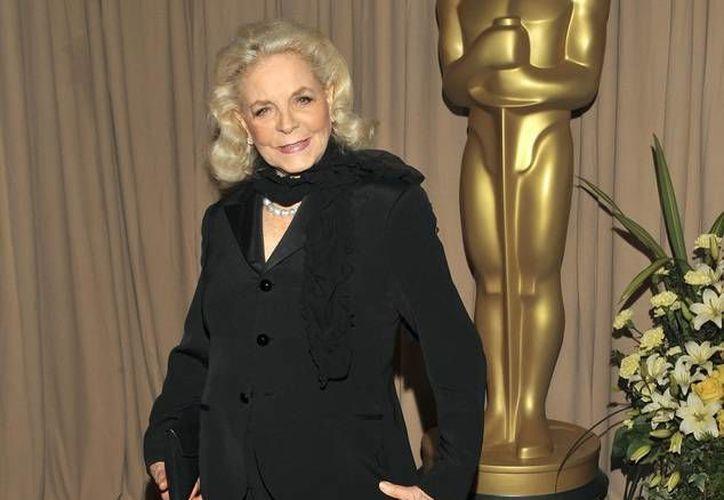 La actriz falleció hace unos días a los 89 años en Los Angeles. (Archivo/Agencias)