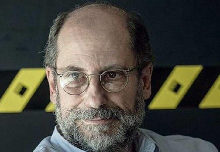 En la foto, El cineasta chileno Ricardo Larraín, quien ganó el Premio Goya en 1991. (Notimex)