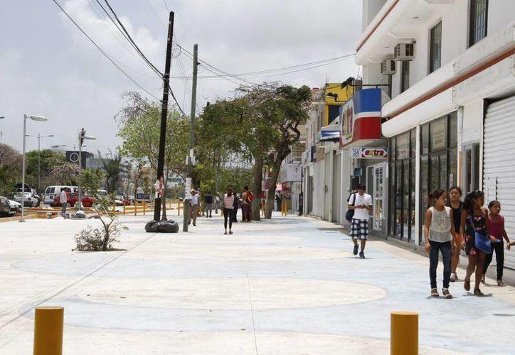 Falta promoción y apoyo por parte de las autoridades para reactivar la zona. (Tomás Álvarez/SIPSE)