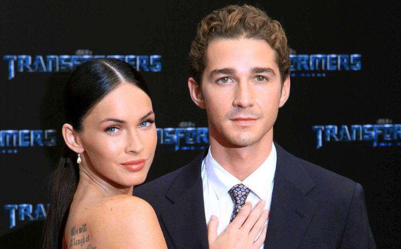 Megan Fox confirma que tuvo un romance con Shia Labeouf