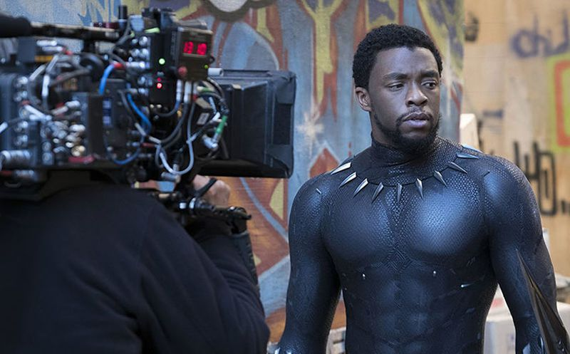Black Panther lidera las taquillas en Estados Unidos y Canadá