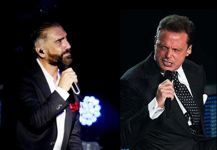 La gira de Alejandro Fernández y Luis Miguel llamada 'Pasión Tour' podría arrancar en septiembre en Las Vegas y, quizá, en noviembre llegue a México y Sudamérica. (Agencias/Archivo)