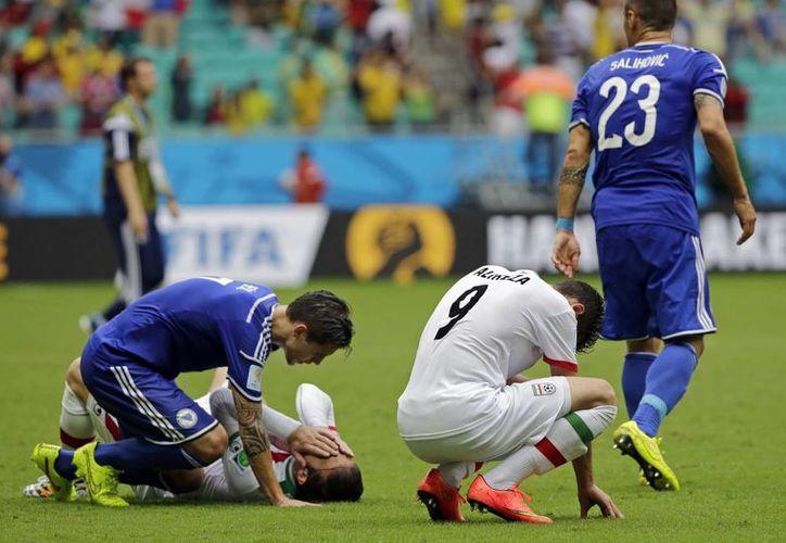 Ambas escuadras se despidieron del Mundial. (Foto: Agencias)