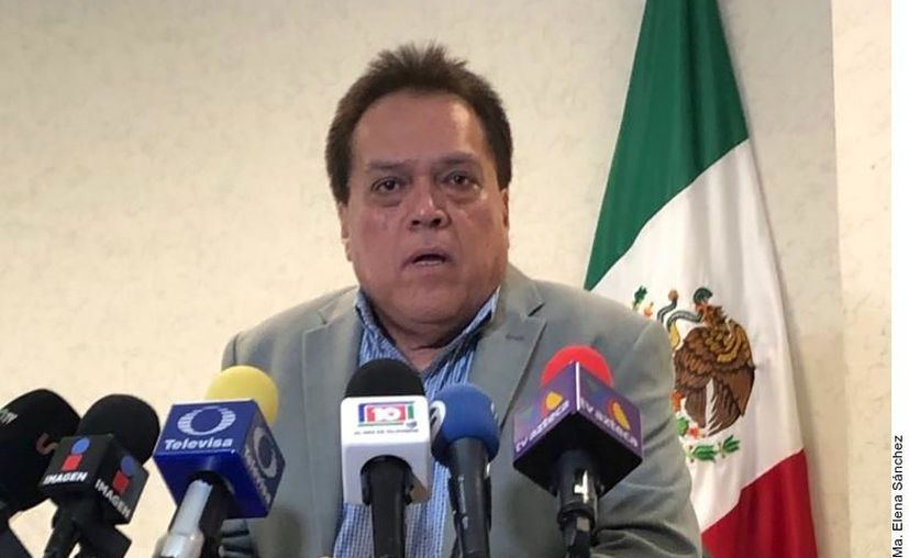 Gerardo Márquez Guevara, Fiscal General del Estado de Coahuila. (Agencia Reforma)