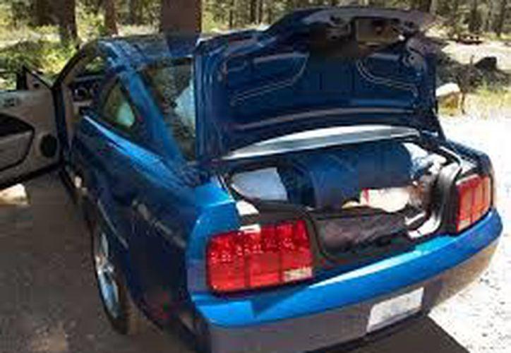 La mujer de 17 años  de edad, confesó a un empleado de una gasolinería, que llevaba los cadáveres en su auto. (PxHere)