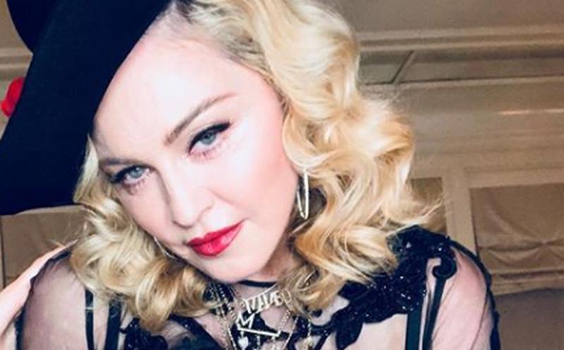 Madonna y su hija protagonizan polémica foto
