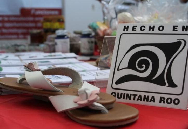 """El estado posee la marca denominada """"Hecho en Quintana Roo"""", de acuerdo con Economía. (Redacción/SIPSE)"""