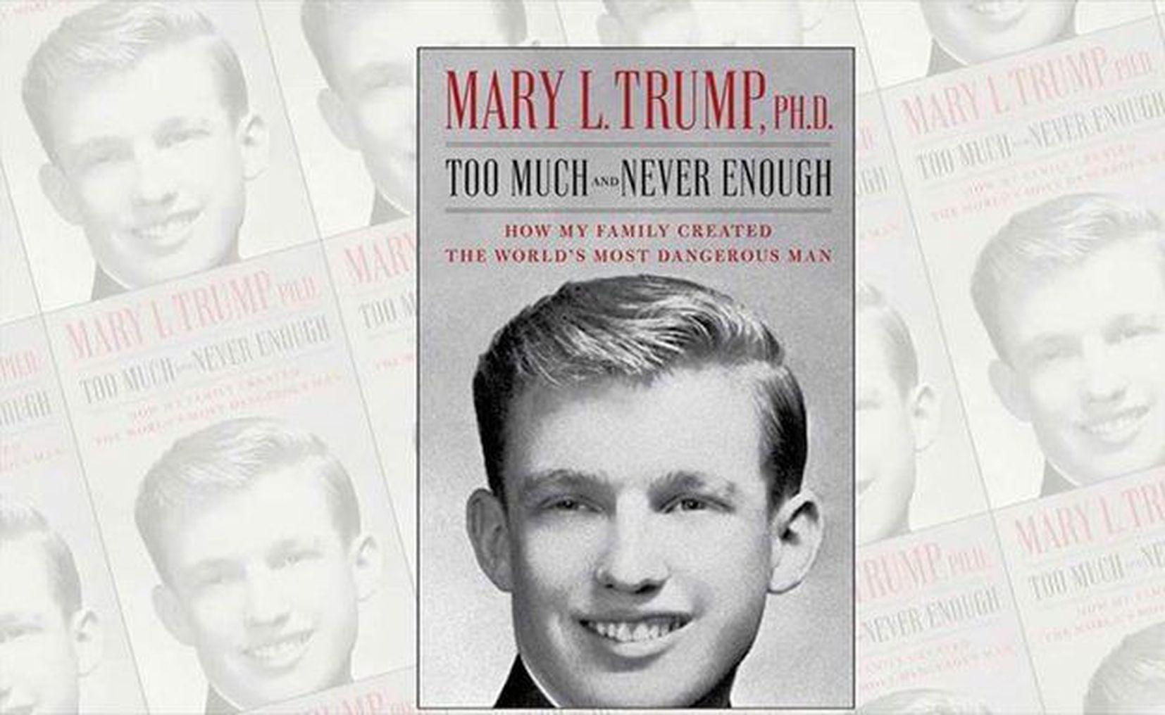 Juez paraliza temporalmente la publicación del libro de la sobrina de Trump