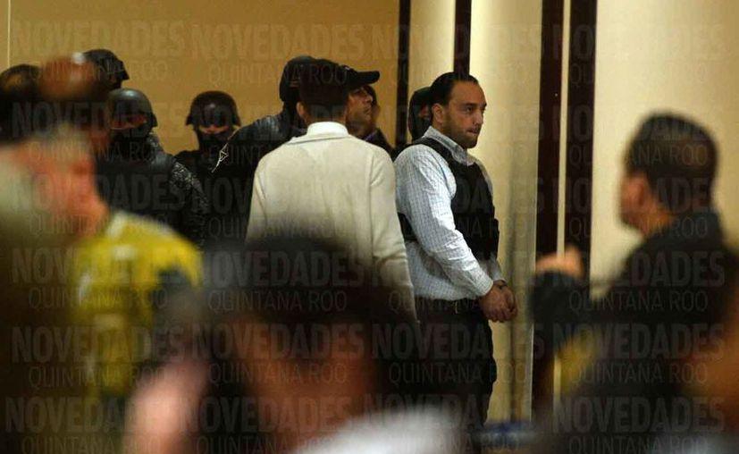 Ninguno de los recursos de la defensa de Roberto Borge Angulo, han sido aceptados por las autoridades panameñas. (Jesús Tijerina/SIPSE)