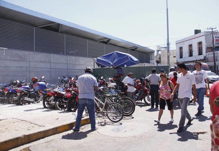 El Ayuntamiento no informa todavía a los oferentes cuándo empieza a funcionar 'La Pepita'. (Juan Albornoz/SIPSE)