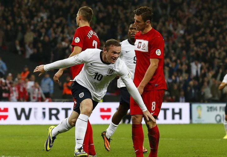 Para que los ingleses llegaran a la cita brasileña de forma directa tuvieron que realizar un gran papel en las eliminatorias europeas. (EFE/Archivo)