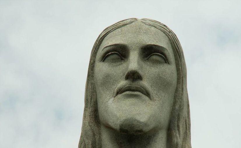 La estatua del Cristo Redentor de Río de Janeiro podría ser blanco de un ataque terrorista durante los Juegos Olímpicos. (Archivo/Agencias)