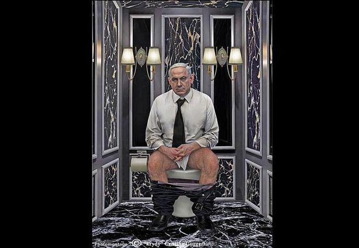Benjamin Netanyahu, presidente de Israel. (Fotos:el comercio.pe)