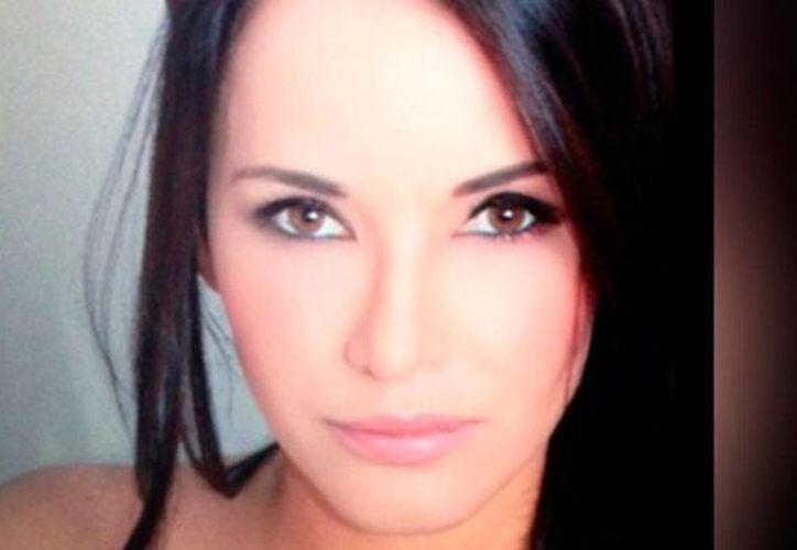La actriz Adriana Campos falleció este martes, en un accidente automovilístico. (heraldo.co)