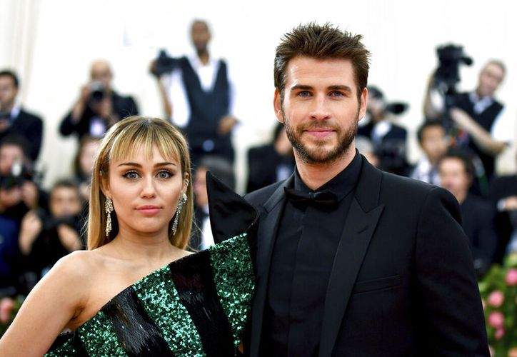 Liam Hemsworth compartió un mensaje en Instagram sobre su separación. (Photo by Charles Sykes/Invision/AP, File)