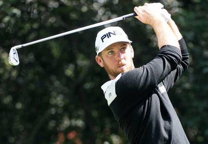 Chris Gilman, líder en el Abierto Mexicano de Golf, esta temporada ha superado 6 cortes en 12 torneos disputados. (pgatourla.com/Foto de archivo)