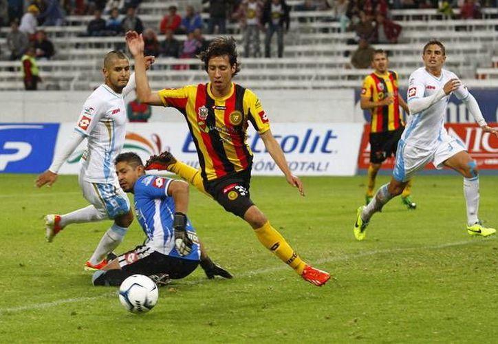El miércoles pasado, en el Estadio Jalisco, el once yucateco tuvo una noche para el olvido. (SIPSE)