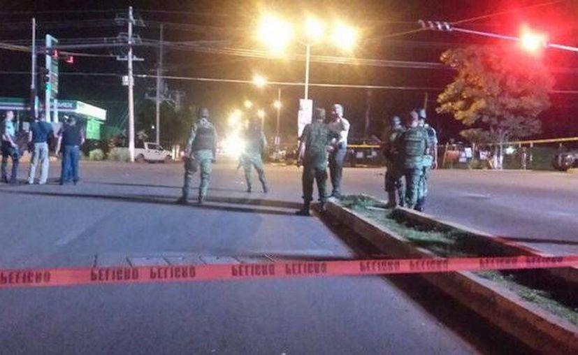 El 30 de septiembre pasado un grupo de militares fue atacado por criminales para tratar de rescatar a un presunto hermano de 'El Chapo'. (Noroeste)