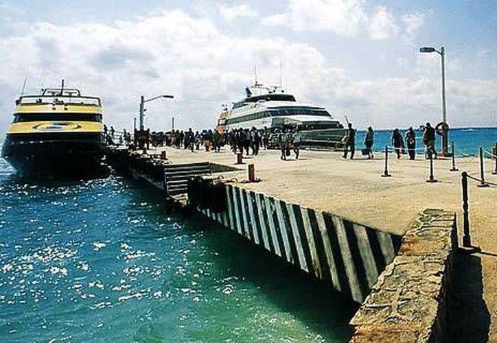 La Cofece sancionó a tres navieras de Quintana Roo por encontrar prácticas monopólicas. (Cortesía/Apiqroo)
