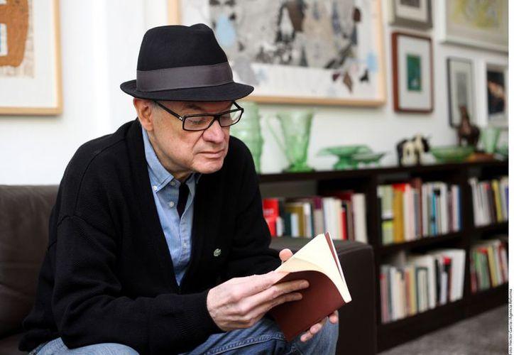 Hernández trabajó como creativo publicitario durante 29 años. (Reforma)