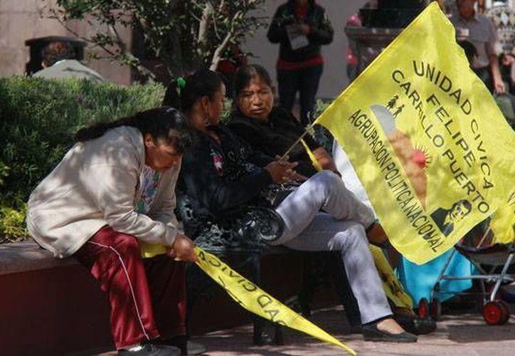 La Unidad Cívica Felipe Carrillo Puerto desistió de su propósito de convertirse en partido. (amqueretaro.com)