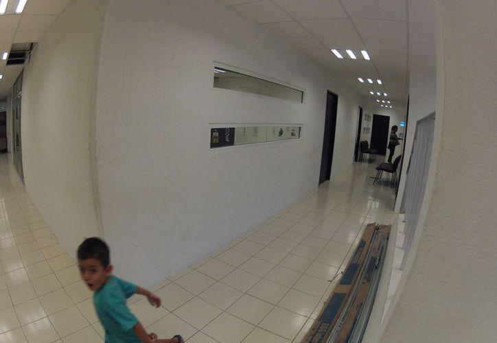 Los casos de detención de menores son principalmente por robo. (Juan Estrada/SIPSE)