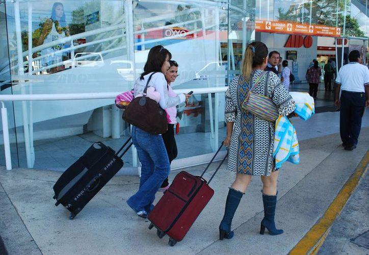 Los primeros módulos se instalarán en el Aeropuerto Cancún, en plaza La Isla, terminal de camiones (ADO), en el Party Center, entre otros puntos.
