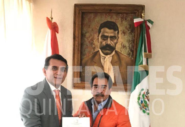 Martín Azueta ocupó el cargo como Jefe del Despacho desde el 25 de septiembre de 2016. (Redacción/SIPSE)