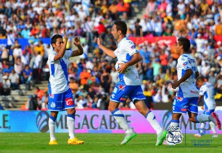 El Puebla se colocó de momento en el segundo lugar de la tabla general. (Foto: Twitter/Puebla)