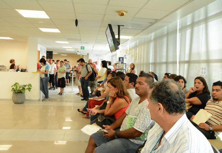 Los delincuentes hablan a los despachos contables para solicitar información y posteriormente intentar extorsionar. (Israel Leal/SIPSE)