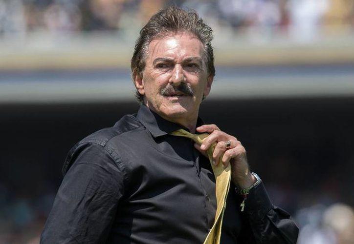 El 1 de abril de 2014, Antonio La Volpe fue contratado para dirigir a las Chivas. (Internet)