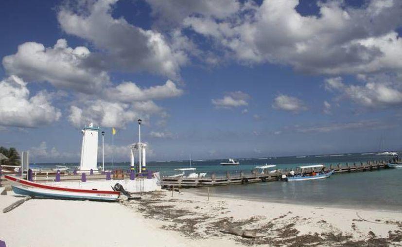 Puerto Morelos es un pueblo de pescadores. (Archivo/SIPSE)