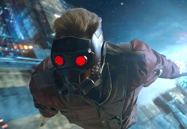 """En EU y Canadá la recaudación """"Guardianes"""" fue por más de 280 mdd; la consideran la película con mayores ingresos en el verano, a nivel doméstico. (Facebook/Guardians of the Galaxy)"""