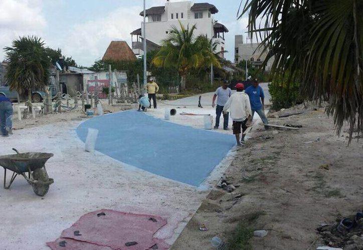El proyecto de ampliación del Malecón incluye el mejoramiento de bocacalles, señalización horizontal y vertical. (Redacción/SIPSE)