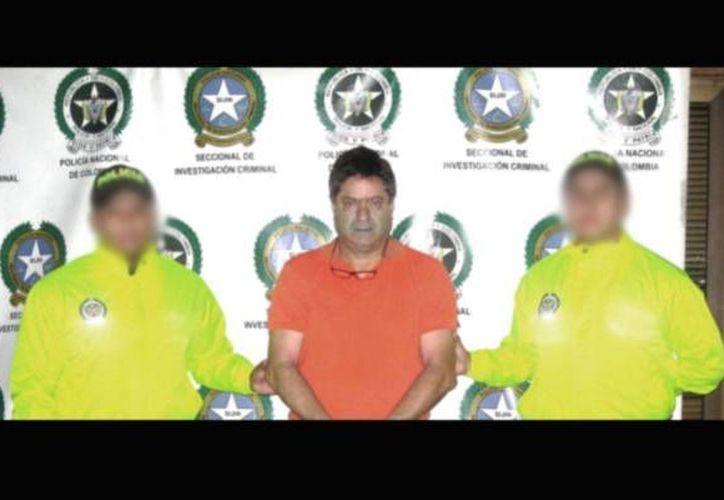 La detención tuvo lugar gracias a las investigaciones en Italia y en Colombia. (interpol.int)