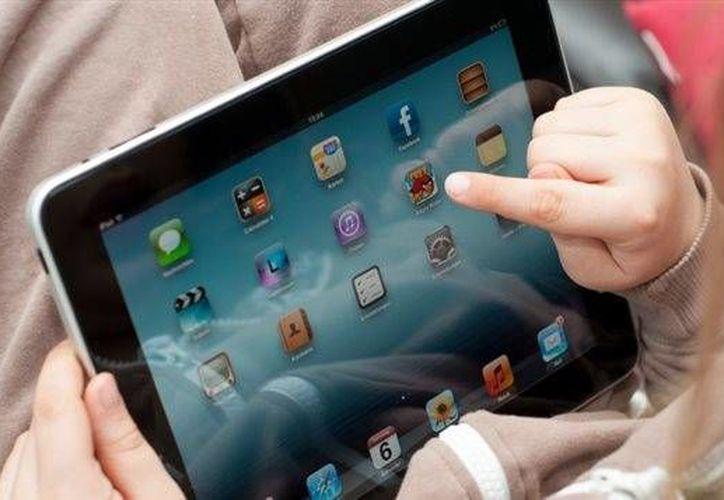 No se sabe si todos los modelos de iPad y otros dispositivos de Apple contienen níquel. (rcinet.ca)
