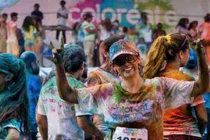 Participa en la carrera Coloréate 5K