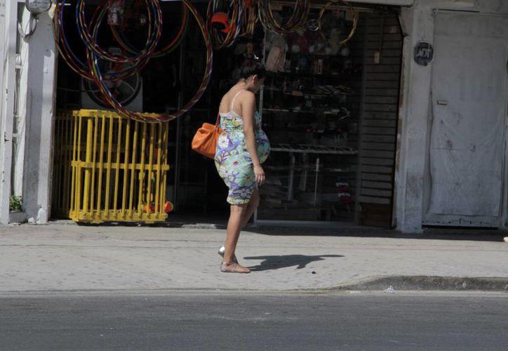 """Indican que las """"madres sustitutas"""" no son casos de trata de personas. (Tomás Álvarez/SIPSE)"""