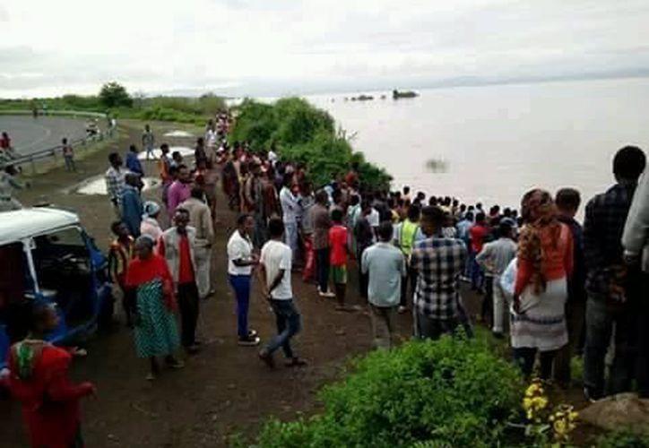 Lago Abaya, el segundo más grande de Etiopía. (Foto: Internet)