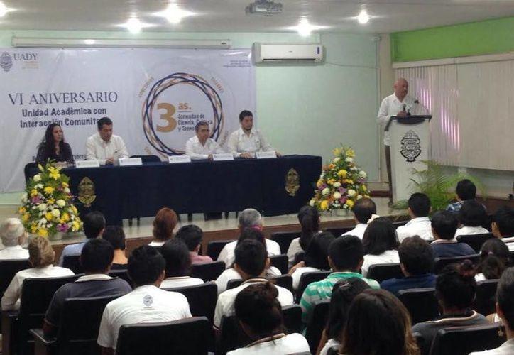 La Feria de Ciencia y Tecnología, que se realizará del 27 al 30 de octubre en el Centro de Convenciones Yucatán Siglo XXI forma parte de la Semana Nacional de Ciencia y Tecnología. (SIPSE)
